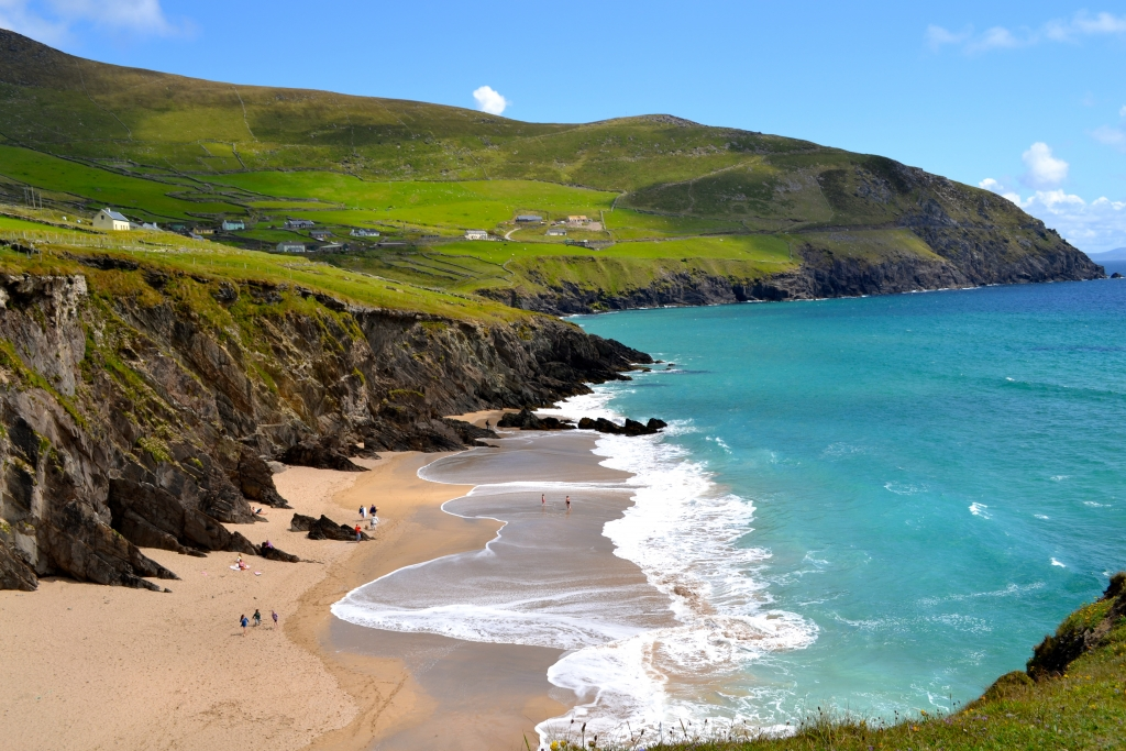 Gno tri Gaeilge Wild Atlantic Way