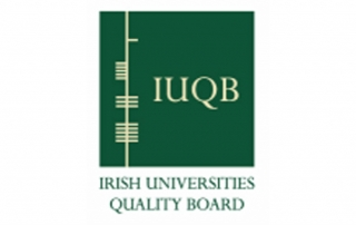 Irish Universities Quality Board Logo Conference Management with Go West