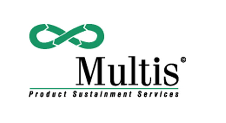 Multis Product Sustainment Services Logo