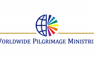 Worldwide Pilgrimages Logo Travel Management with Go West