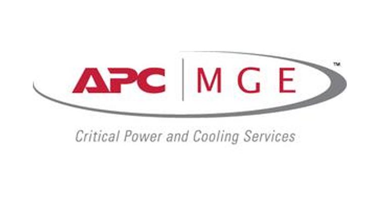 APC MGE logo