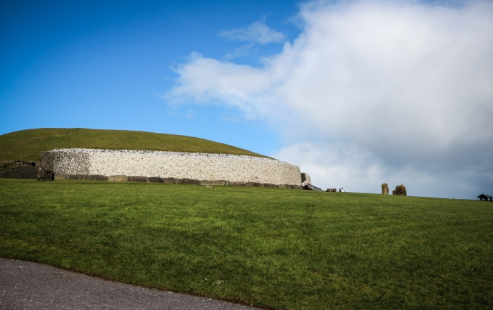 Ireland Ancient East Tour New Grange with Go West