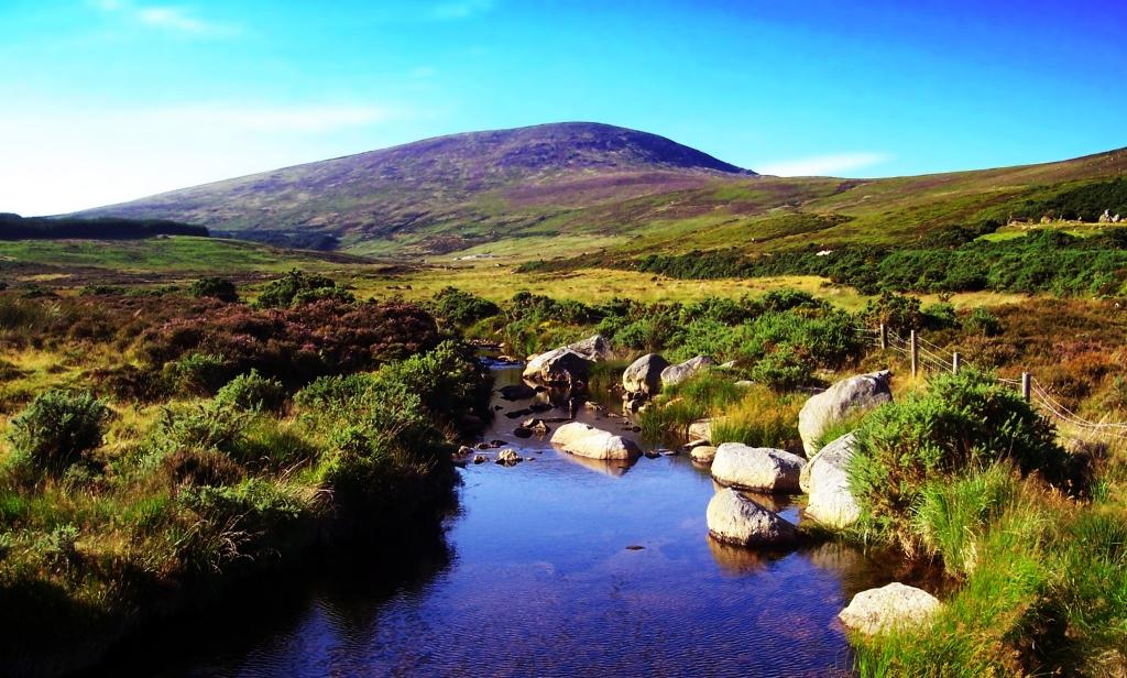 Newgrange Megalithic Tomb Ireland