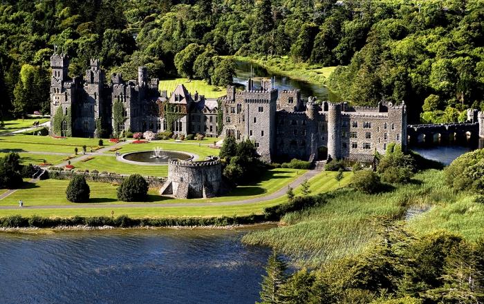 Luxury Castle Ashford Castle Ireland