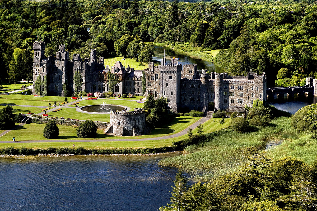 Luxury Castle Ashford Castle Ireland