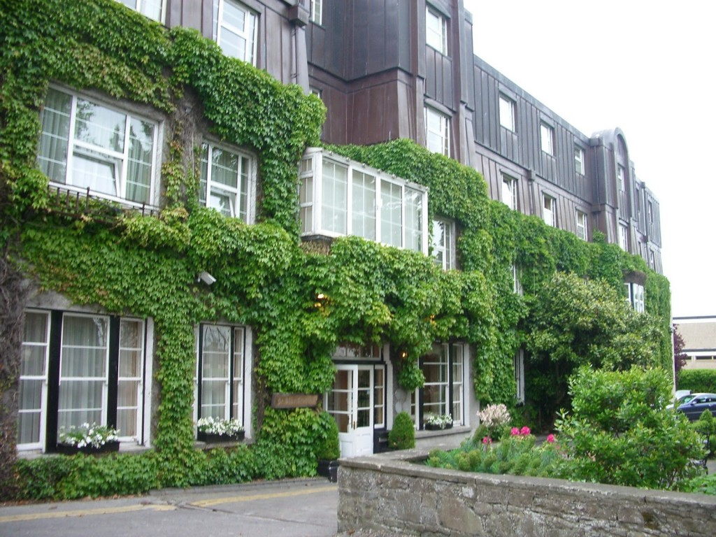 Old Ground Hotel Ennis Ireland