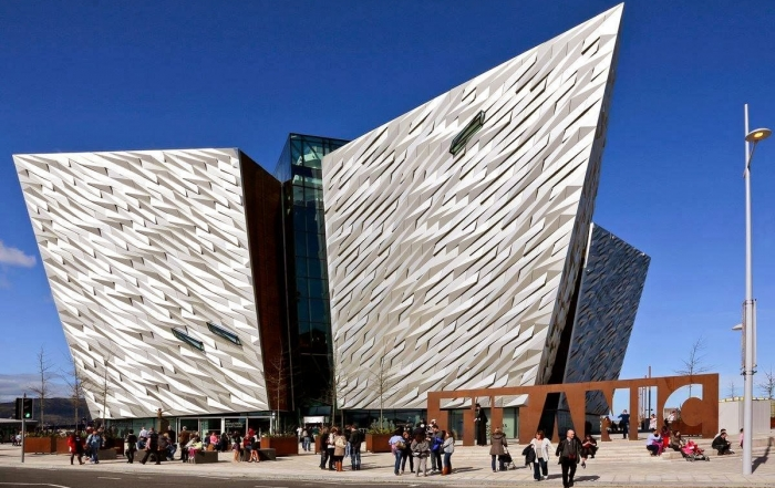 Titanic Tours Ireland with Go West