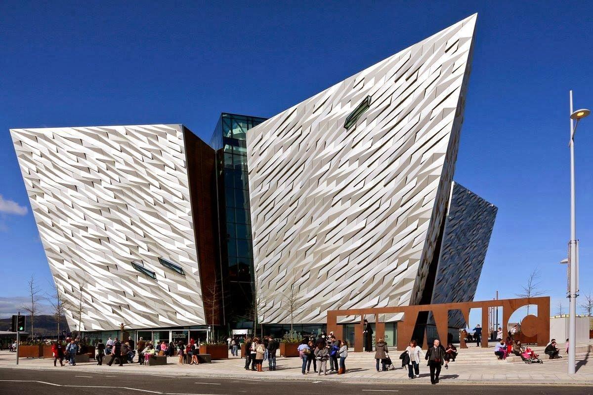 Titanic Tours Ireland with Go West