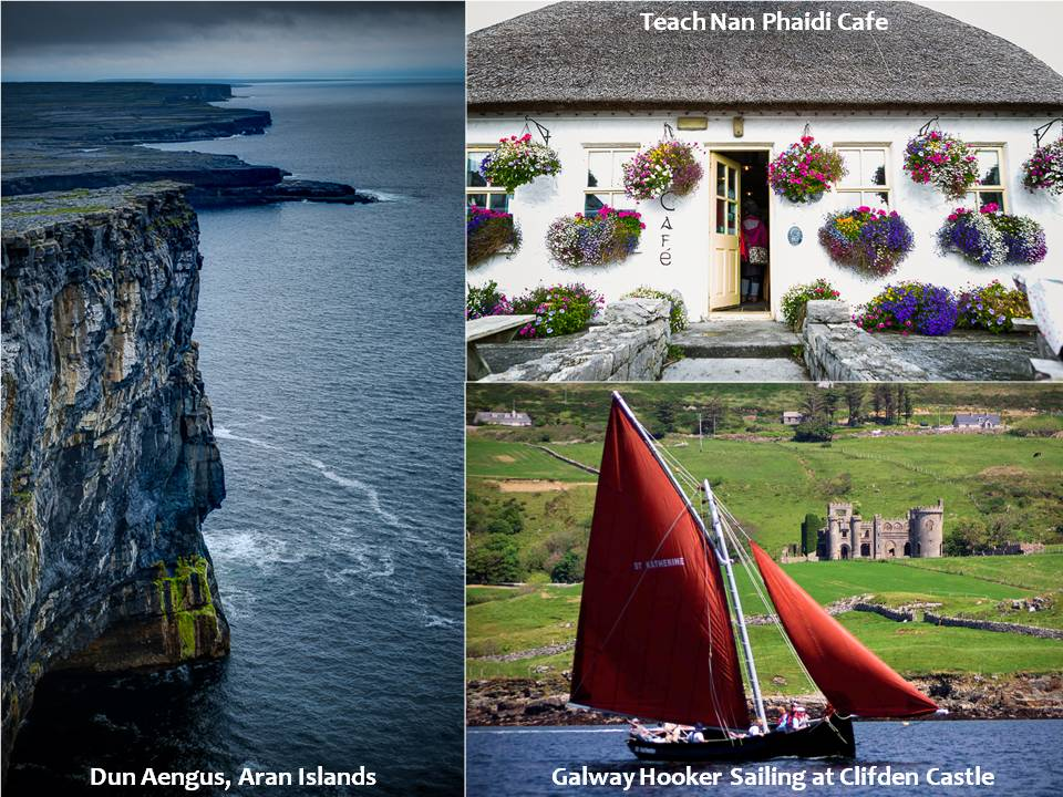 Incentive Travel Ideas in Ireland