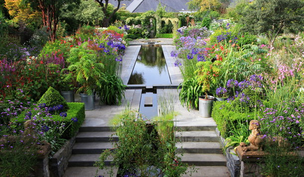Garden tour of ireland go west for Irish garden designs