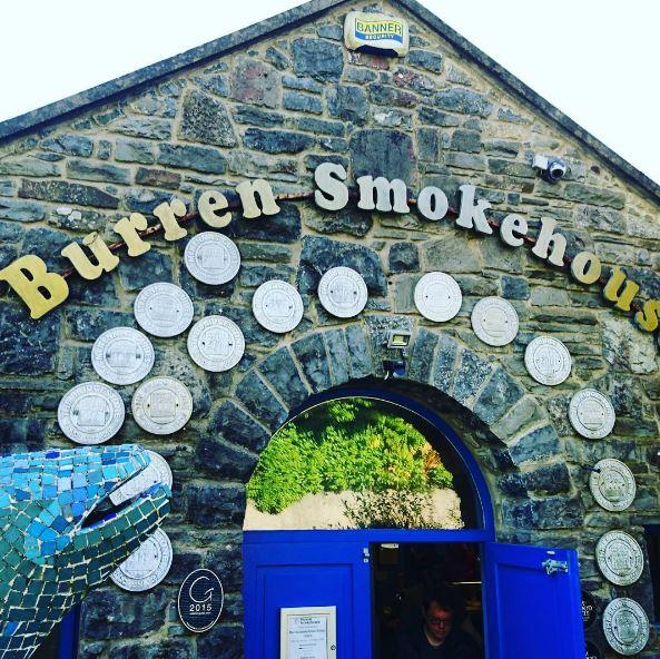 Smokehouse Burren Ireland