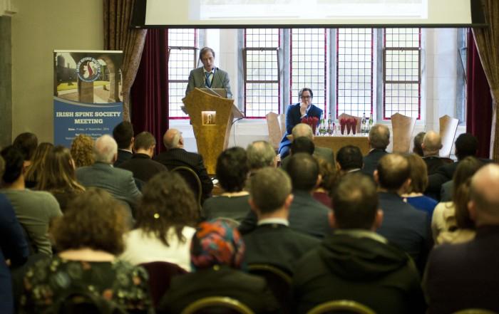 Irish Spine Society Meeting