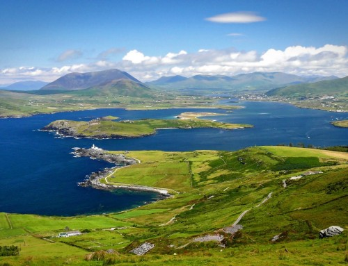 Corporate Group Tour of Kerry