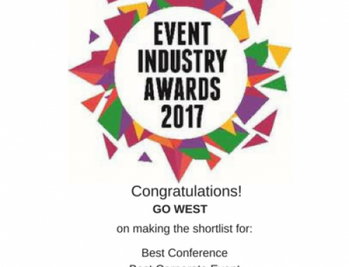 Go West is Shortlisted in 3 Categories at the 2017 Event Industry Awards