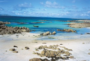 Connemara Beach Gaeltacht